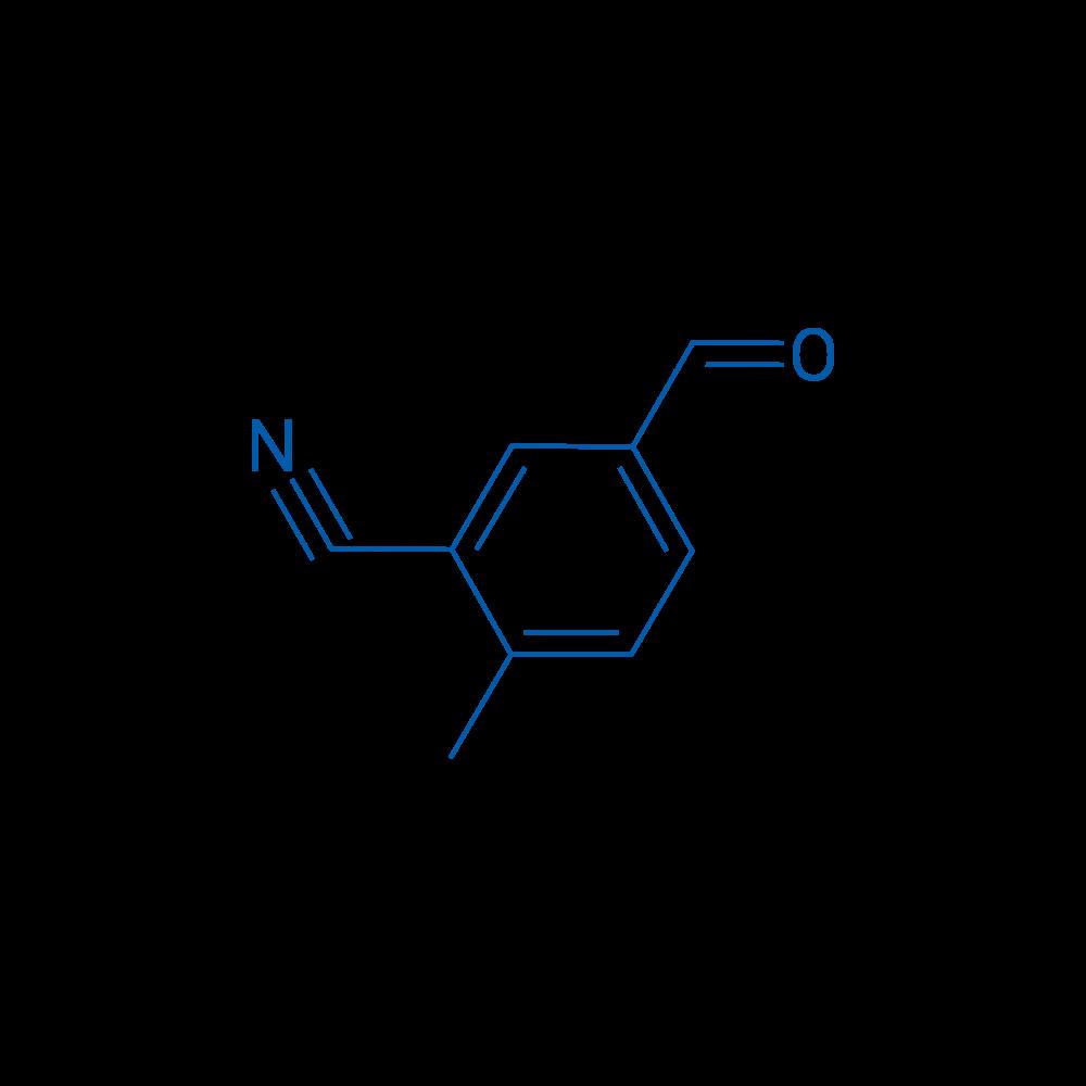 5-Formyl-2-methylbenzonitrile