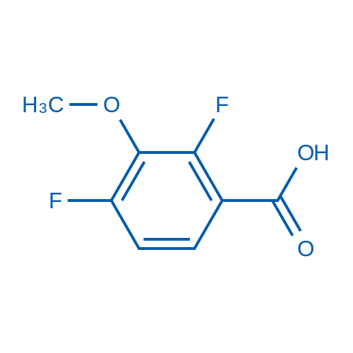 2,4-Difluoro-3-methoxybenzoic acid