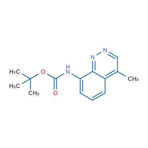 tert-Butyl (4-methylcinnolin-8-yl)carbamate