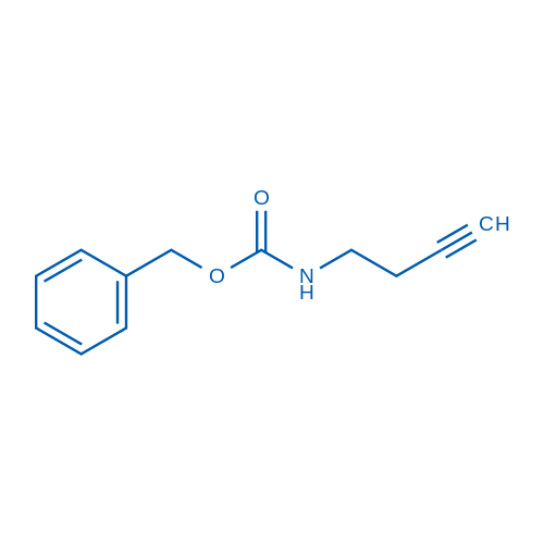 Benzyl but-3-yn-1-ylcarbamate