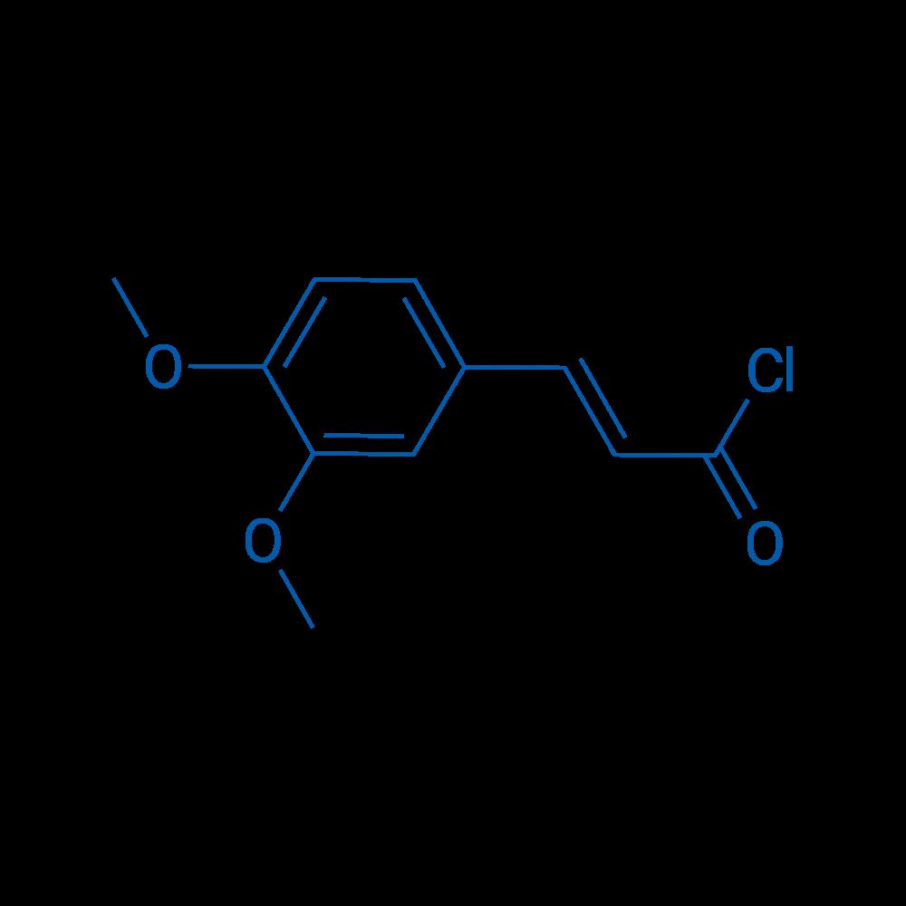 3-(3,4-Dimethoxyphenyl)acryloyl chloride