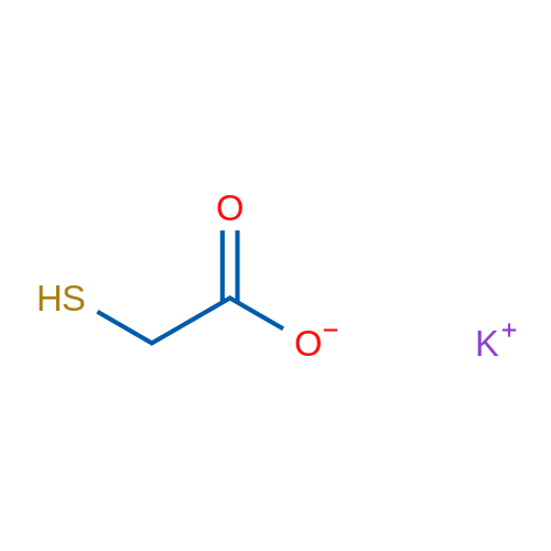 Potassium 2-mercaptoacetate