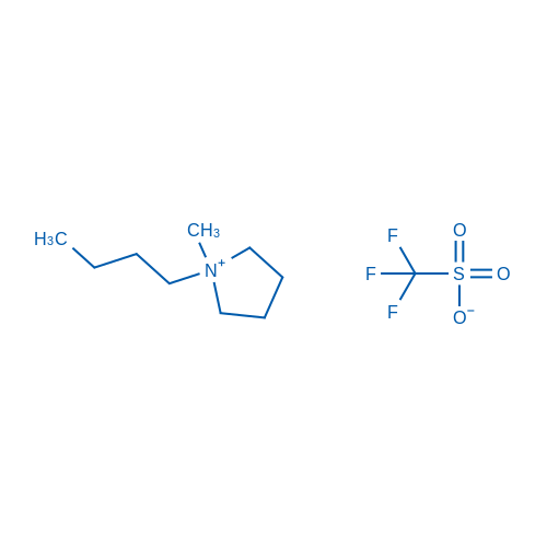 1-Butyl-1-methylpyrrolidin-1-ium trifluoromethanesulfonate