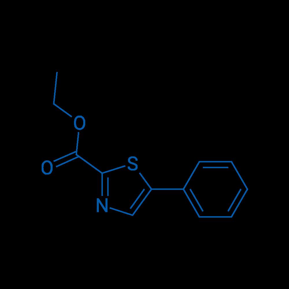 Ethyl 5-phenylthiazole-2-carboxylate