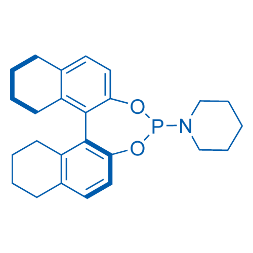 1-((11bS)-8,9,10,11,12,13,14,15-Octahydrodinaphtho[2,1-d:1',2'-f][1,3,2]dioxaphosphepin-4-yl)piperidine