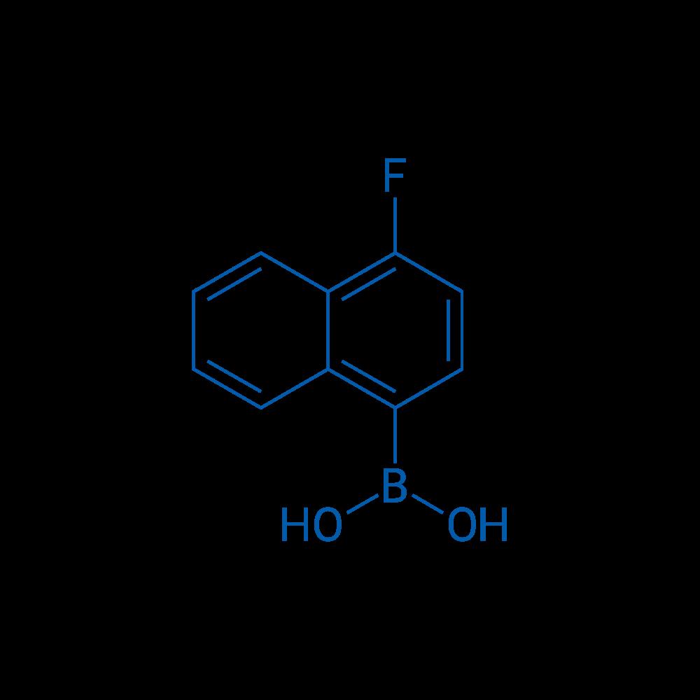 4-Fluoronaphthalene-1-boronic acid