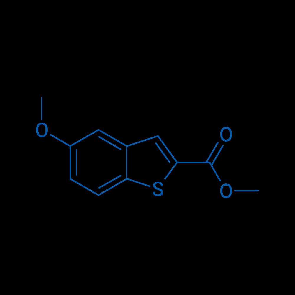 Methyl 5-methoxybenzo[b]thiophene-2-carboxylate