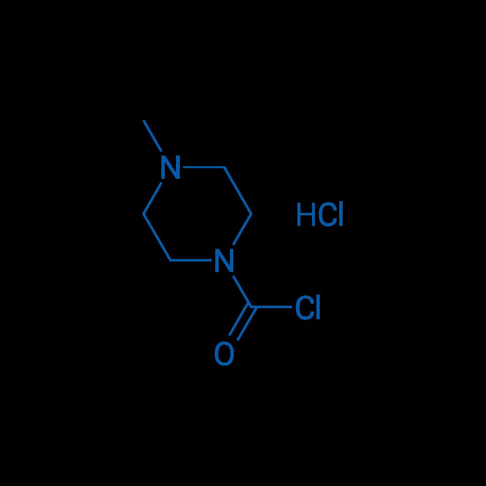 4-Methyl-1-piperazinecarbonyl Chloride Hydrochloride