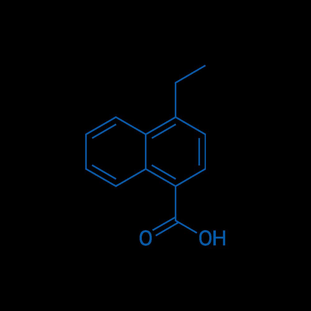 4-Ethyl-1-naphthoic acid