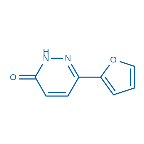 6-(Furan-2-yl)pyridazin-3(2H)-one
