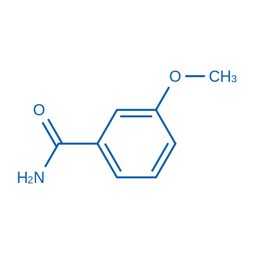 3-Methoxybenzamide