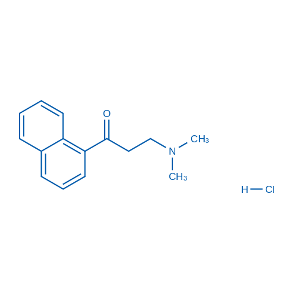 3-(Dimethylamino)-1-(naphthalen-1-yl)propan-1-one hydrochloride