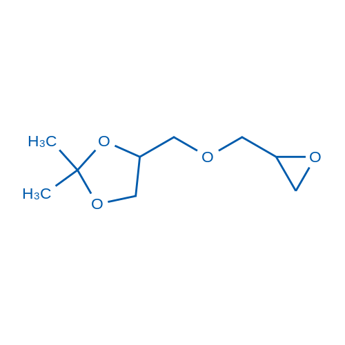 4-[(2,3-Epoxypropoxy)methyl]-2,2-dimethyl-1,3-dioxolane
