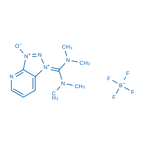 2-(3H-[1,2,3]Triazolo[4,5-b]pyridin-3-yl)-1,1,3,3-tetramethyluronium tetrafluoroborate
