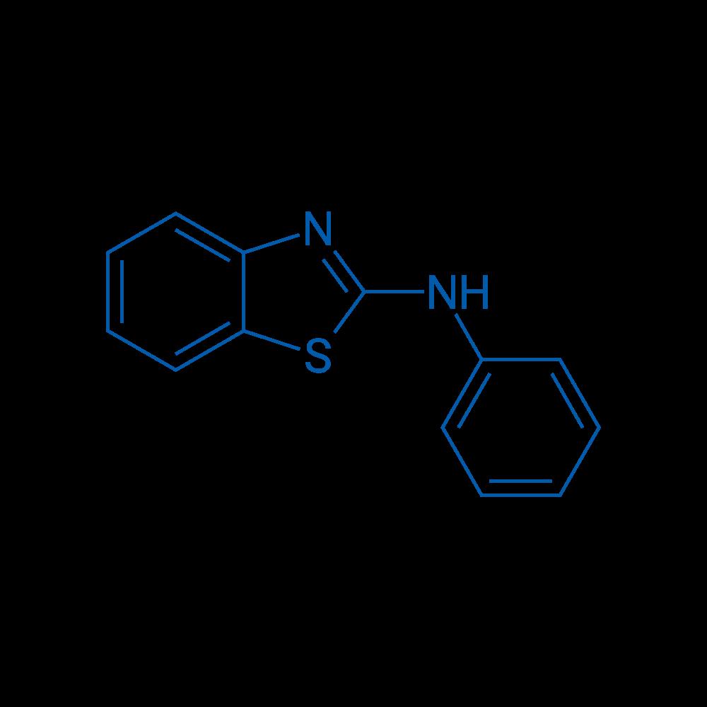 N-Phenylbenzo[d]thiazol-2-amine