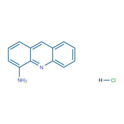 Acridin-4-amine hydrochloride