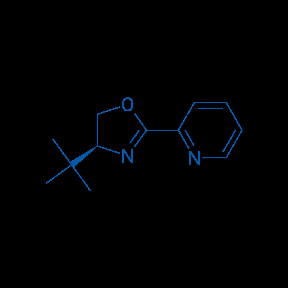 (S)-4-tert-Butyl-2-(2-pyridyl)oxazoline