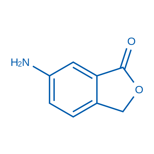 6-Aminoisobenzofuran-1(3H)-one
