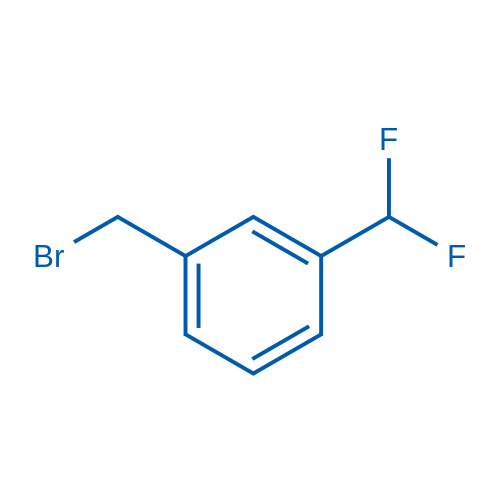 3-(Difluoromethyl)benzyl Bromide