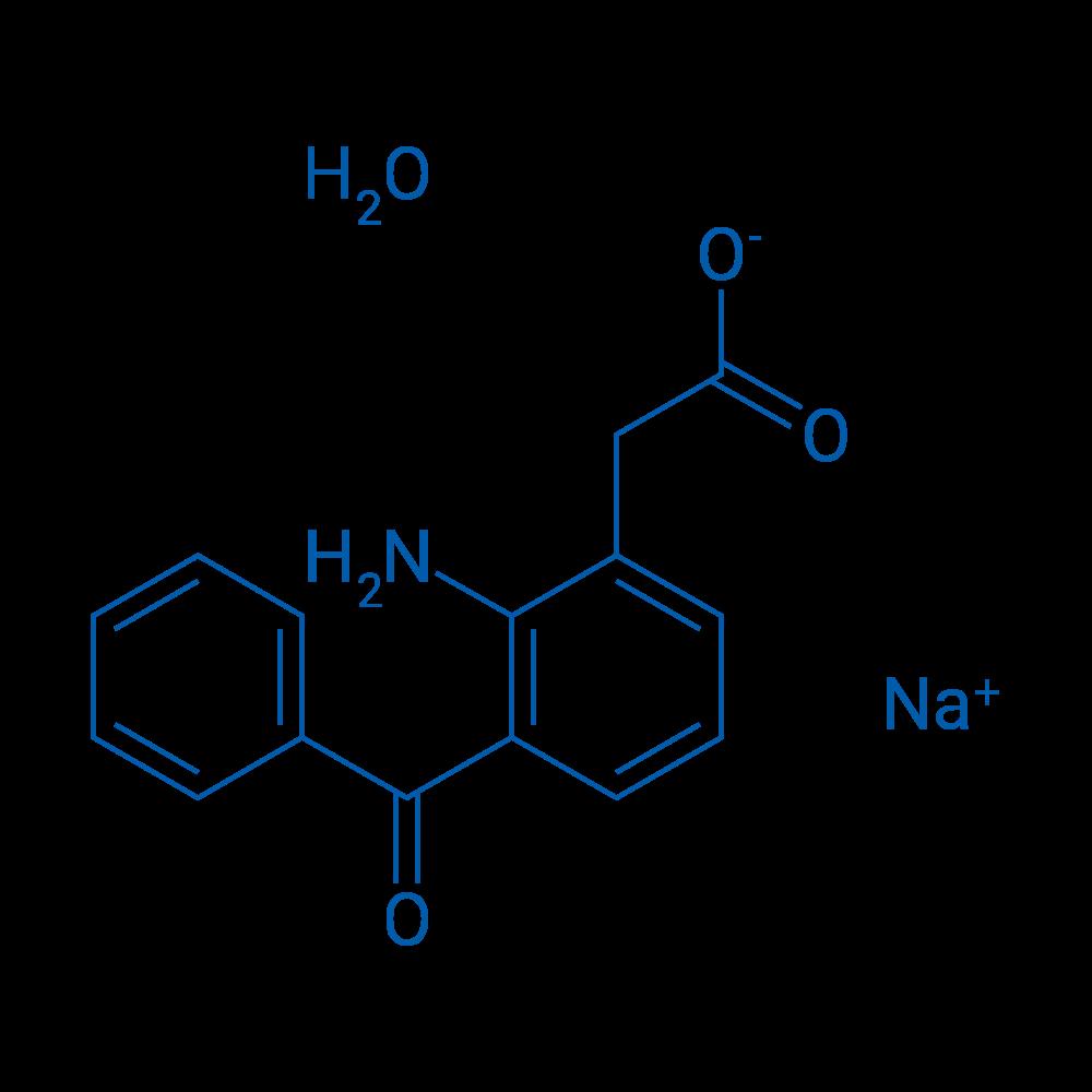 AmfenacSodiumMonohydrate
