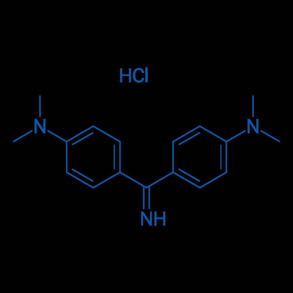 4,4'-(Iminomethylene)bis(N,N-dimethylaniline) hydrochloride