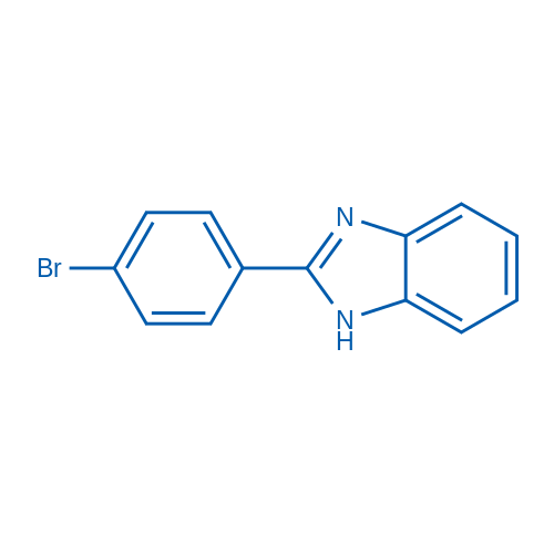 2-(4-Bromophenyl)-1H-benzo[d]imidazole