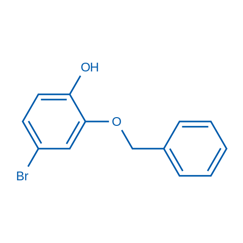 2-(Benzyloxy)-4-bromophenol