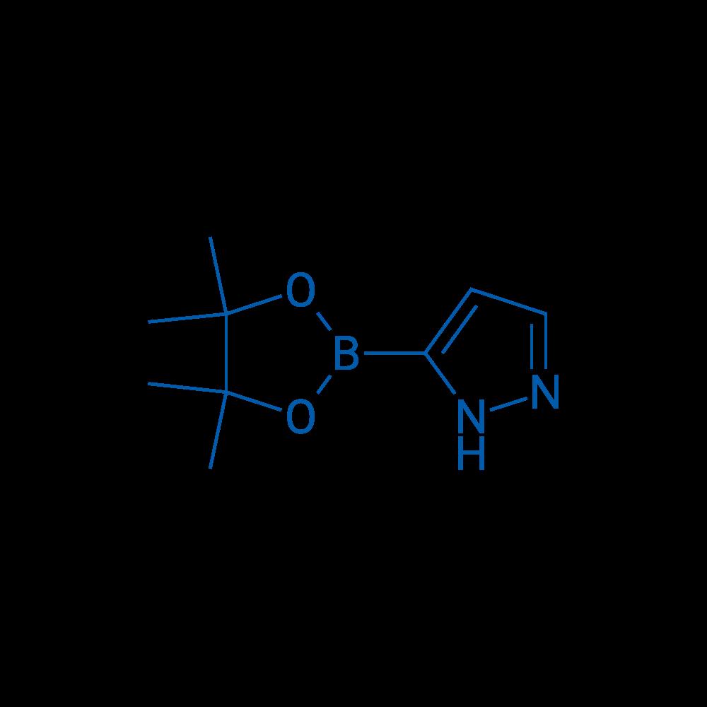 5-(4,4,5,5-Tetramethyl-1,3,2-dioxaborolan-2-yl)-1H-pyrazole