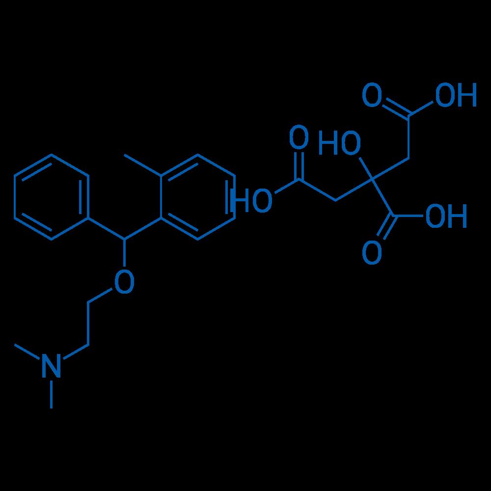 Orphenadrine citrate