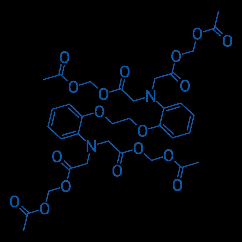 Tetrakis(acetoxymethyl) 1,2-Bis(2-aminophenoxy)ethane-N,N,N,N-tetraacetate