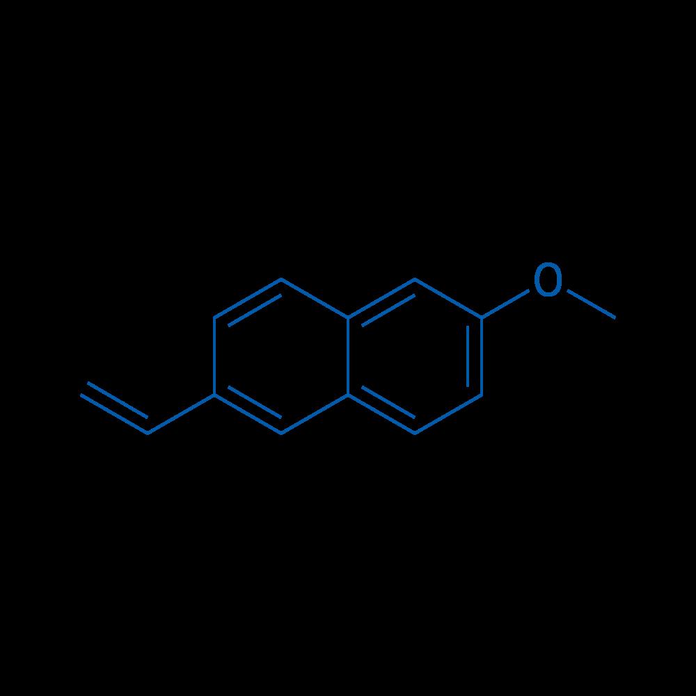 2-Methoxy-6-vinylnaphthaleneyrol