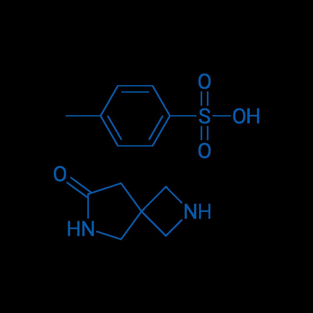 2,6-Diazaspiro[3.4]octan-7-one 4-methylbenzenesulfonate