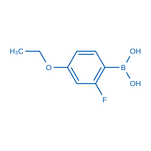 (4-Ethoxy-2-fluorophenyl)boronic acid
