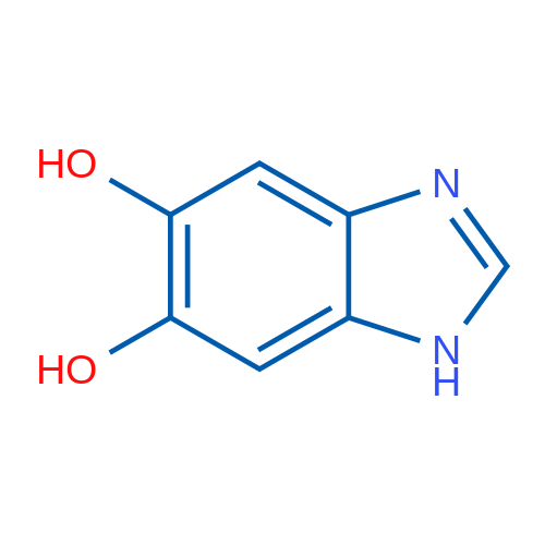 1H-Benzo[d]imidazole-5,6-diol