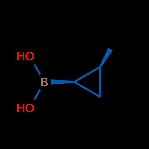 ((1R,2S)-2-Methylcyclopropyl)boronic acid