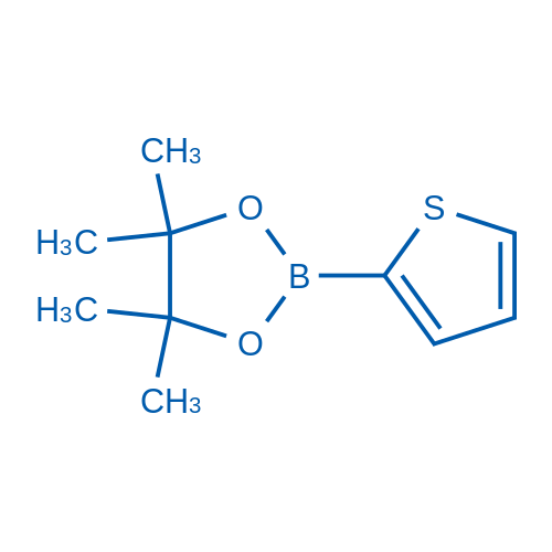 4,4,5,5-Tetramethyl-2-(2-thienyl)-1,3,2-dioxaborolane