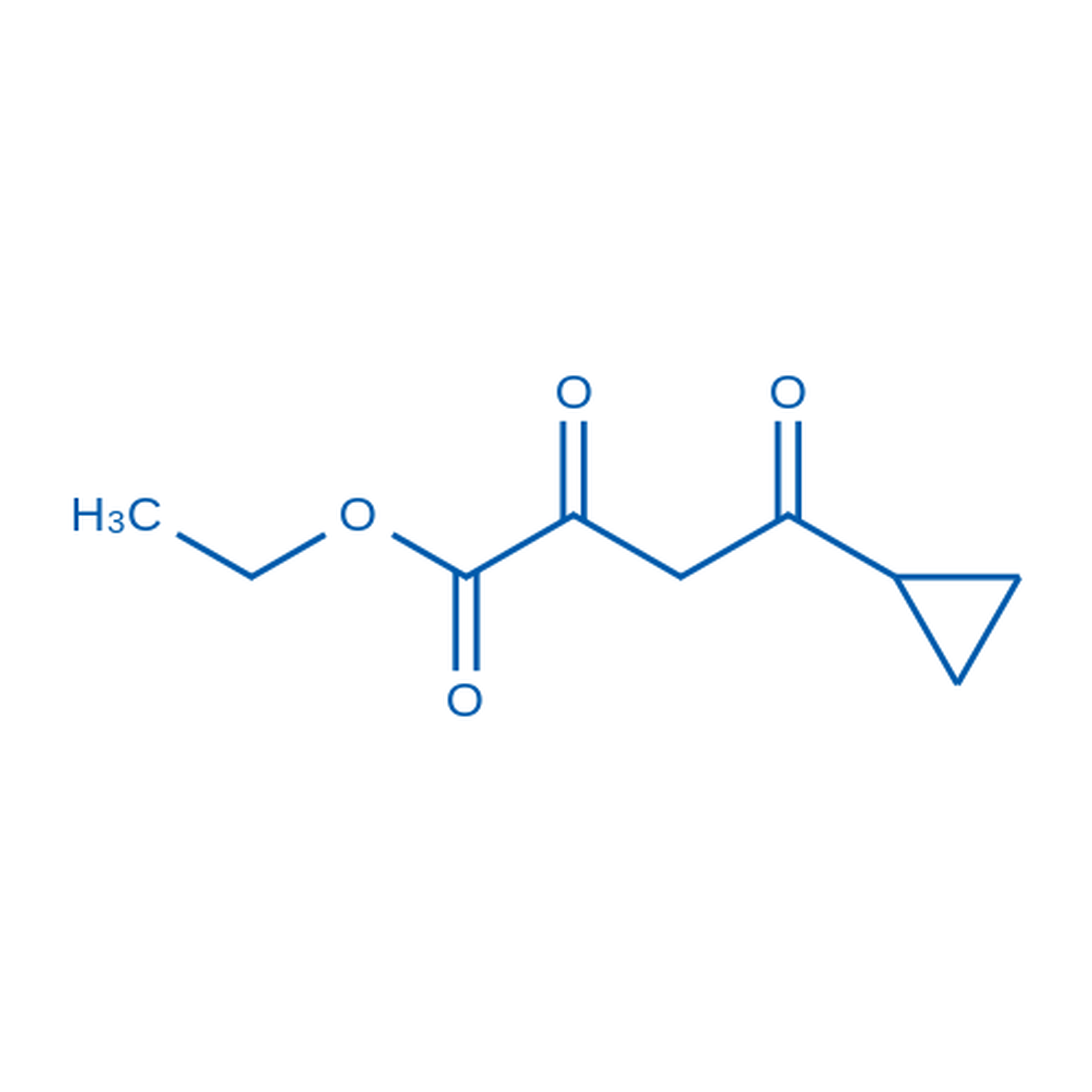 Ethyl 4-cyclopropyl-2,4-dioxobutanoate