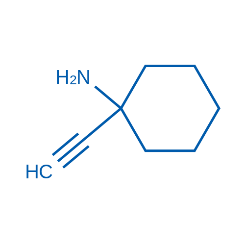 1-Ethynylcyclohexanamine