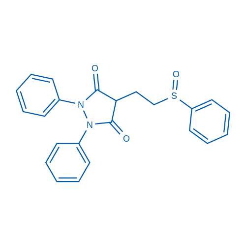 (±)-Sulfinpyrazone