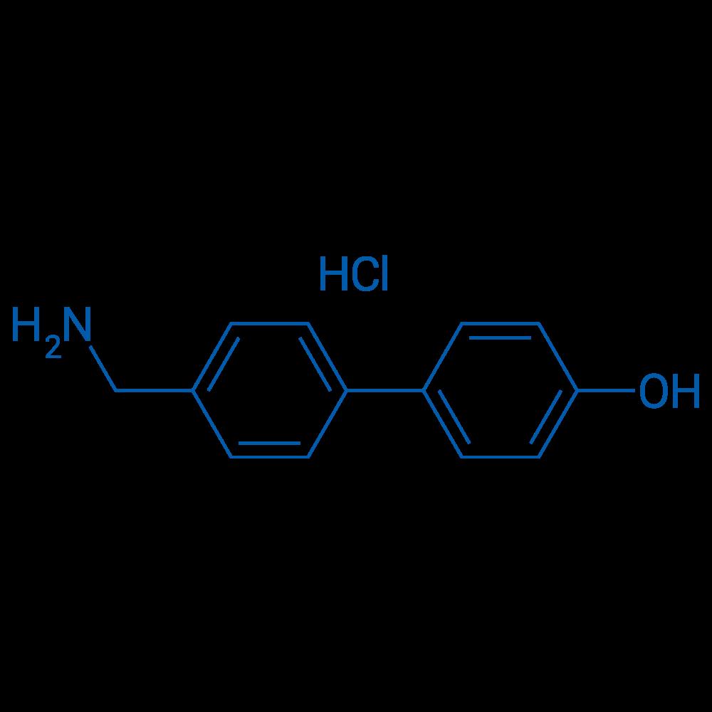 4'-(Aminomethyl)-[1,1'-biphenyl]-4-ol hydrochloride