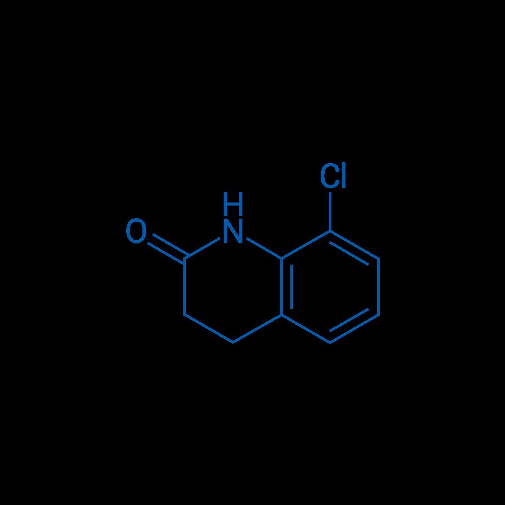8-Chloro-3,4-dihydroquinolin-2(1H)-one