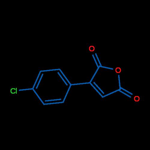 3-(4-Chlorophenyl)furan-2,5-dione