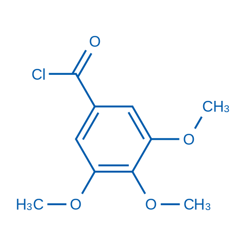 3,4,5-Trimethoxybenzoyl chloride