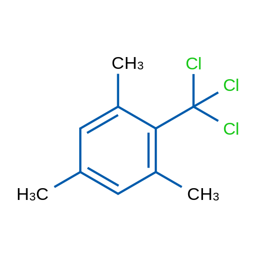 1,3,5-Trimethyl-2-(trichloromethyl)benzene