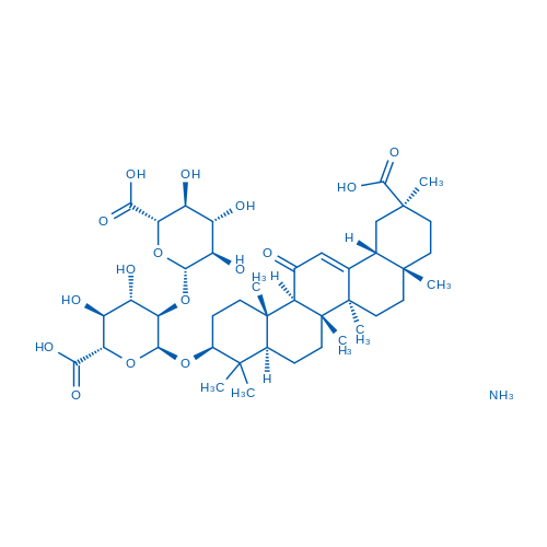 Monoammonium glycyrrhizinate