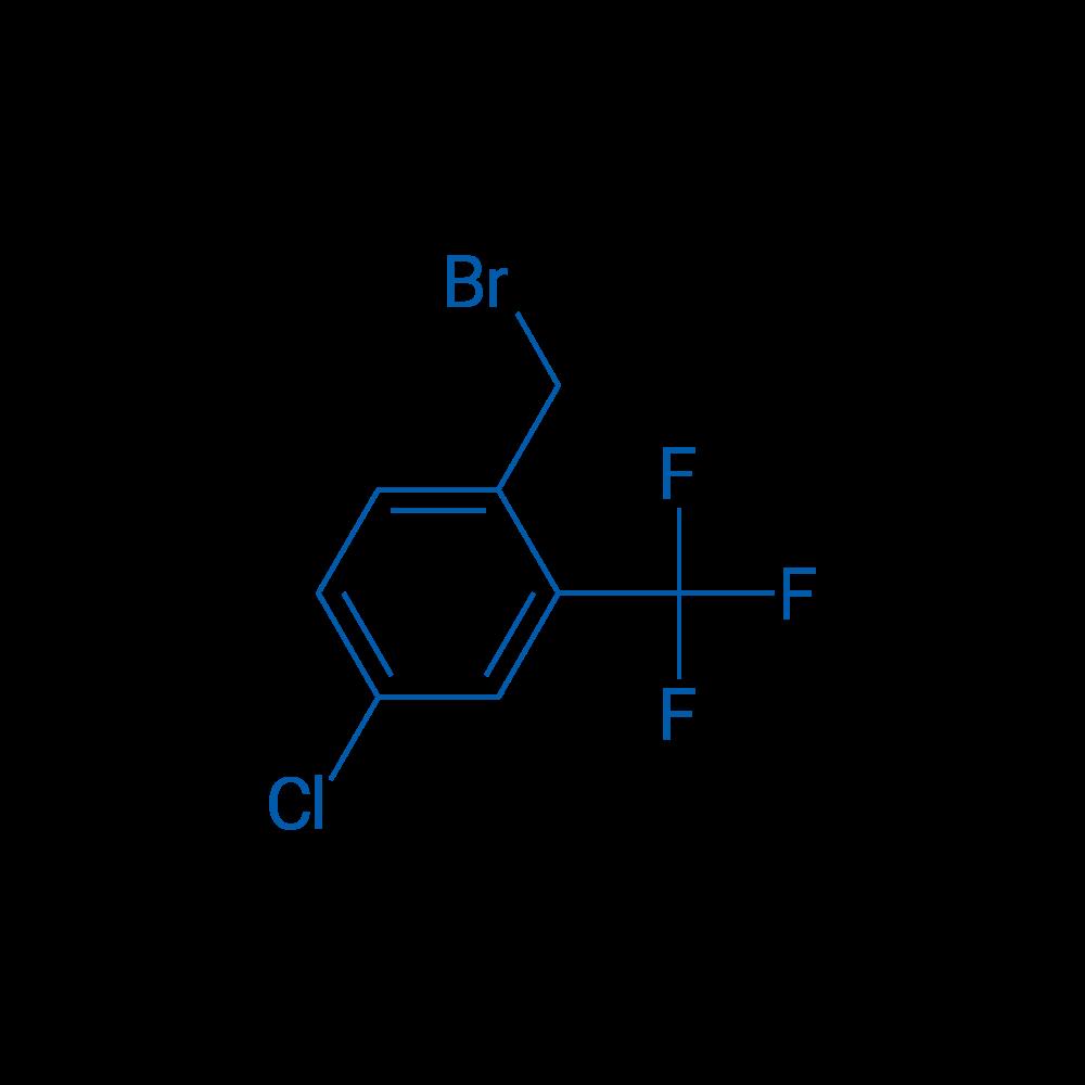 1-(Bromomethyl)-4-chloro-2-(trifluoromethyl)benzene