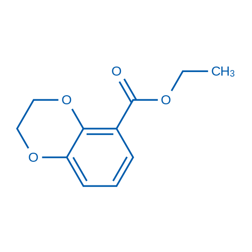Ethyl 2,3-dihydrobenzo[b][1,4]dioxine-5-carboxylate
