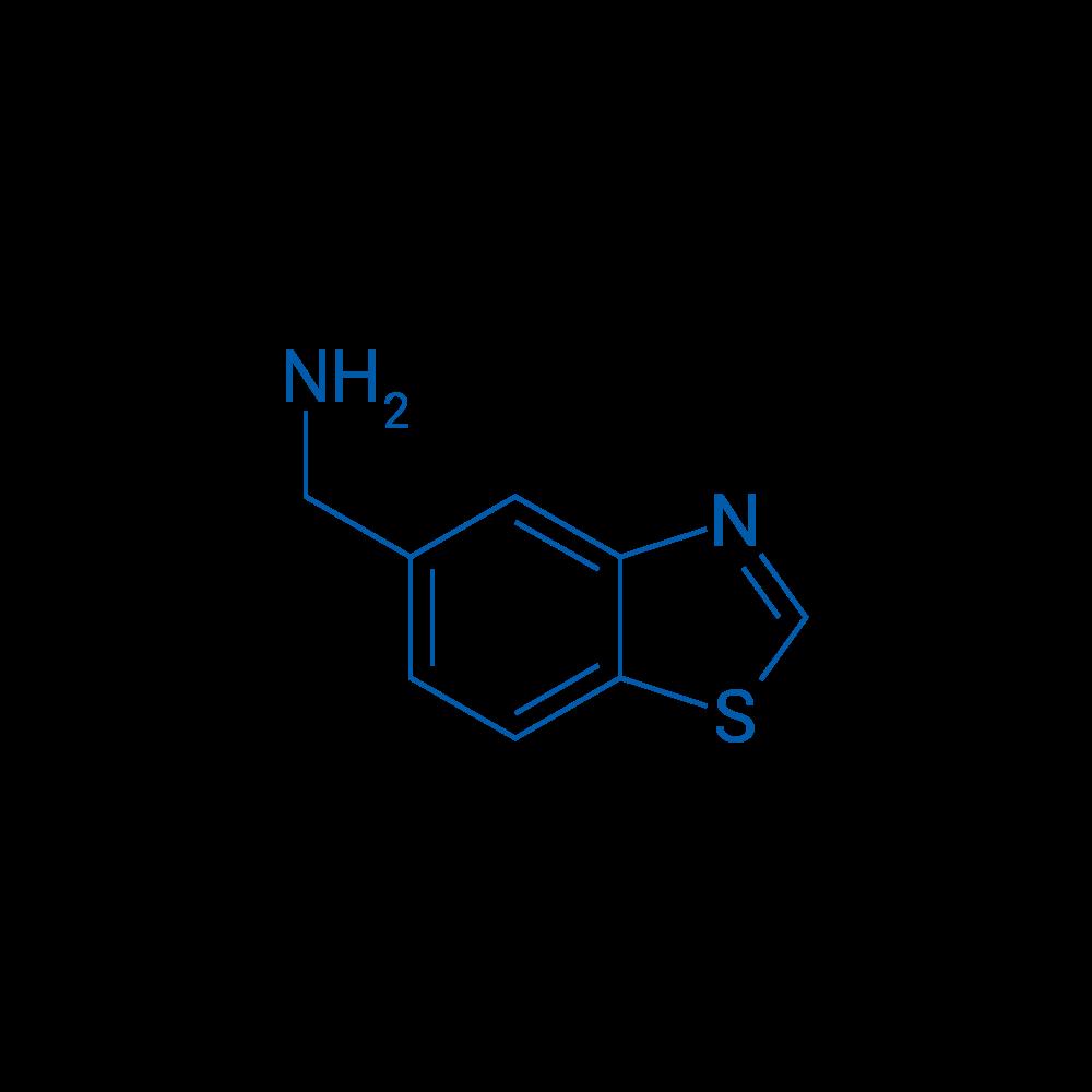 Benzo[d]thiazol-5-ylmethanamine
