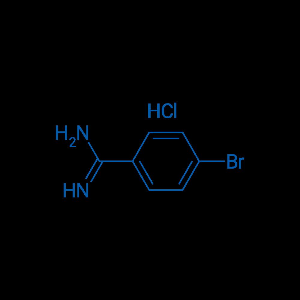 4-Bromobenzimidamide hydrochloride
