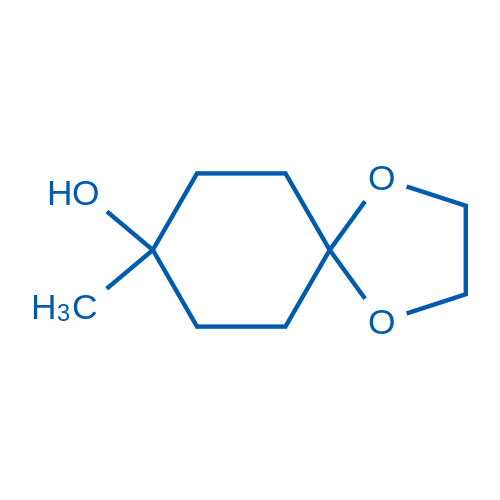 8-Methyl-1,4-dioxaspiro[4.5]decan-8-ol
